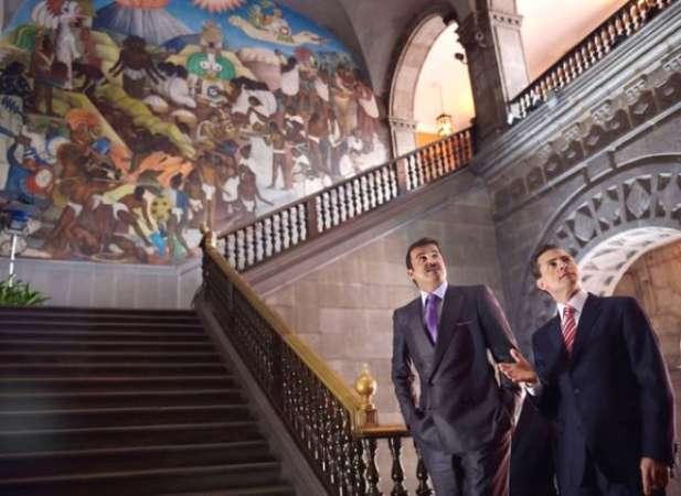 México y Qatar firman acuerdos