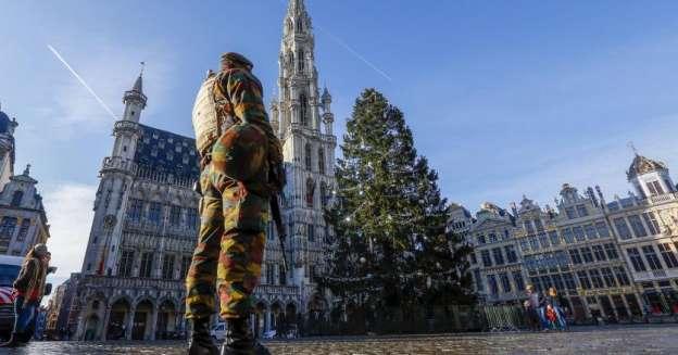 Alerta México a sus ciudadanos sobre viajes a Bélgica