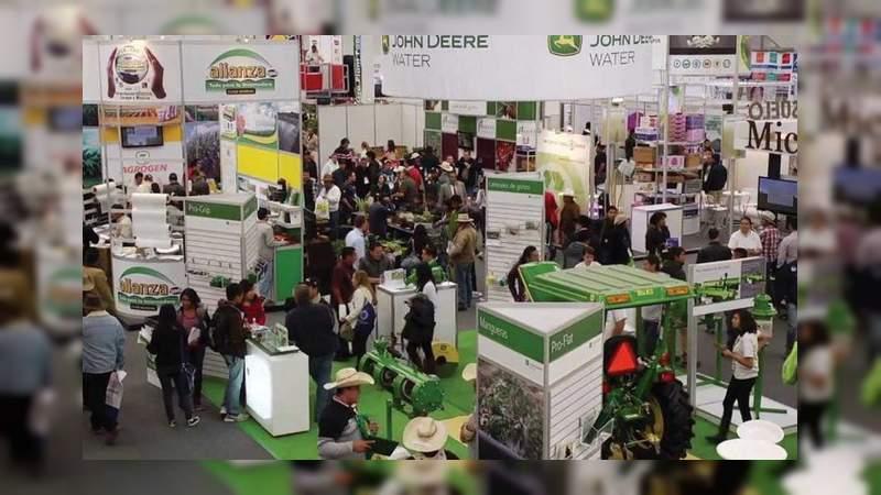 Importantes empresas Chilenas en la Expoagropecuaria en Celaya, Guanajuato