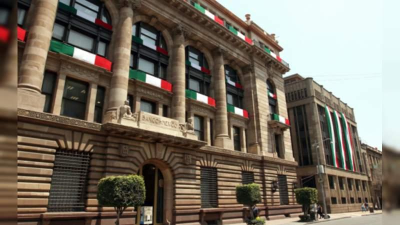Banxico elevó su tasa de interés a 8%