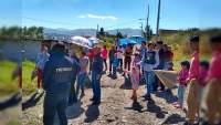 Da seguimiento Ayuntamiento de Morelia a obras inconclusas, tras presión del pueblo organizado