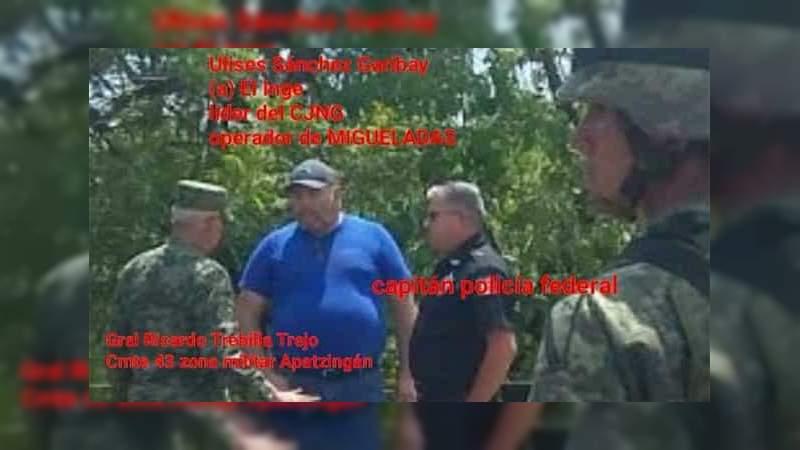 General del Ejército con presuntos vínculos con el narco deja la 43 Zona Militar