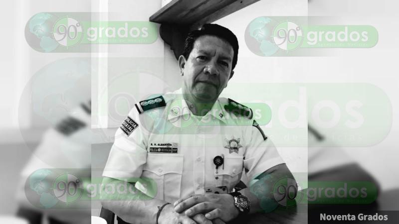 Destituyen al director de Seguridad Pública de Zitácuaro, Michoacán