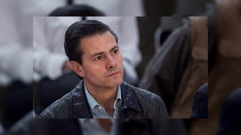 Aseguran que Peña Nieto recibió 6 millones en sobornos