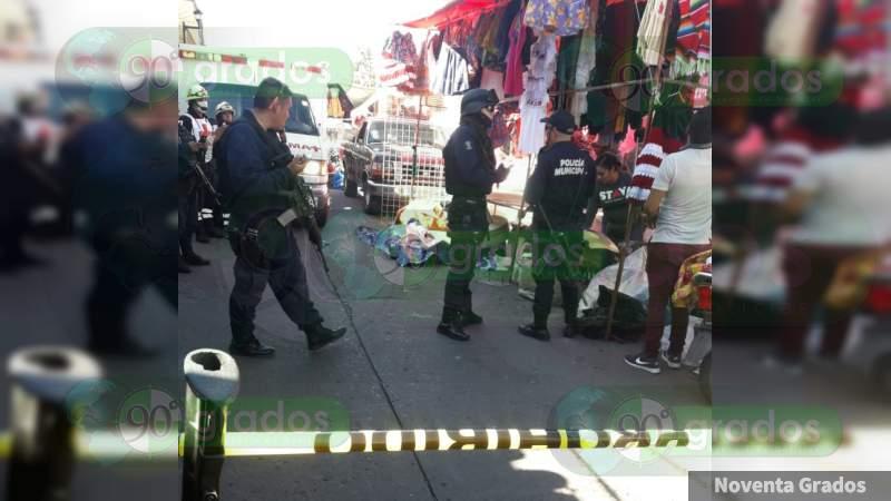 Asesinan a mujer en Zamora, Michoacán; llega a 141 en el año en Michoacán