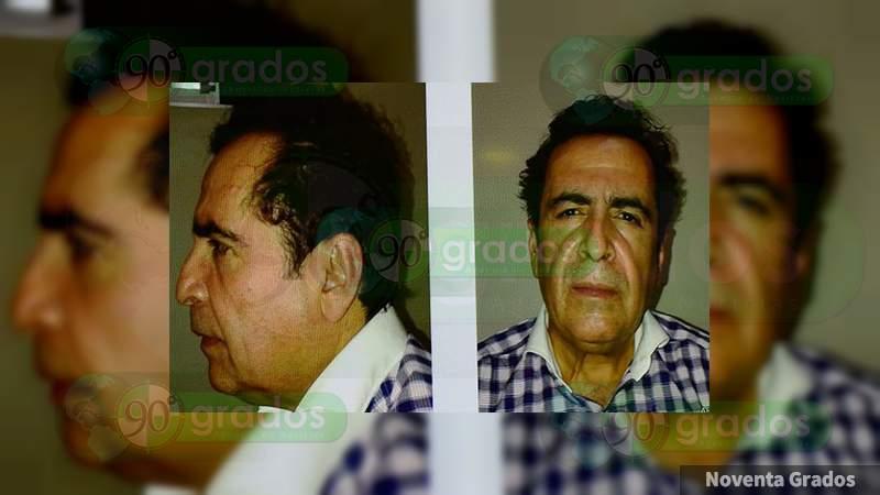 Fallece Héctor Beltrán Leyva a causa de dolores en pecho