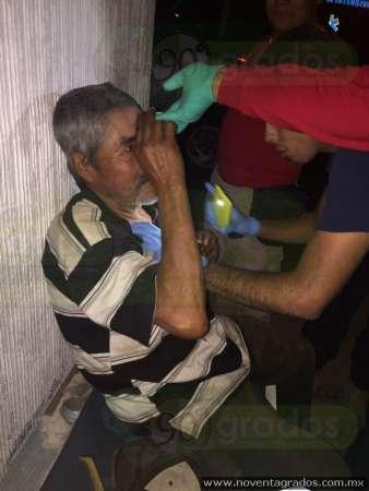 Camión del transporte público arrolla a sexagenario ciclista en Jacona, Michoacán