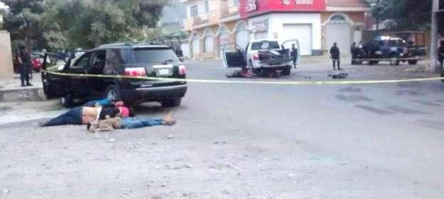Uso excesivo de la fuerza y ejecución extrajudicial en Apatzingán costaron la vida a 6 personas: CNDH