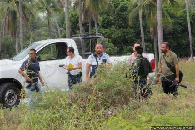 Ministeriales impiden labor de corresponsal de este medio en Lázaro Cárdenas, Michoacán
