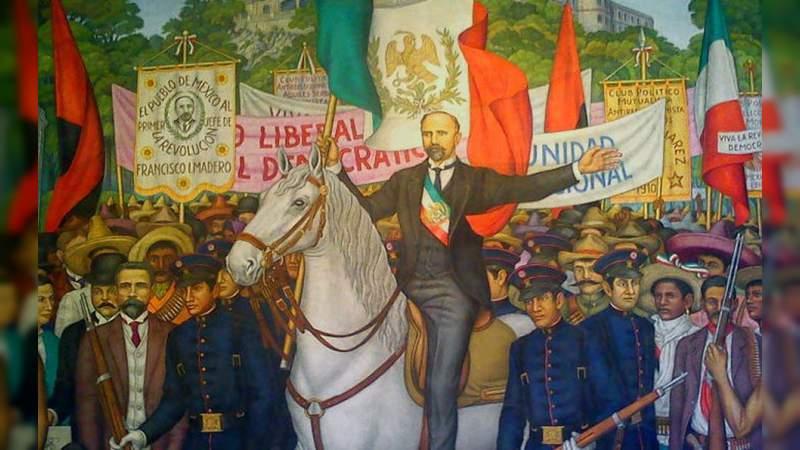 Hoy 20 de noviembre se celebra la Revolución Mexicana