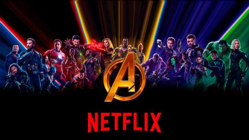 Infinity War llegará a Netflix en Navidad