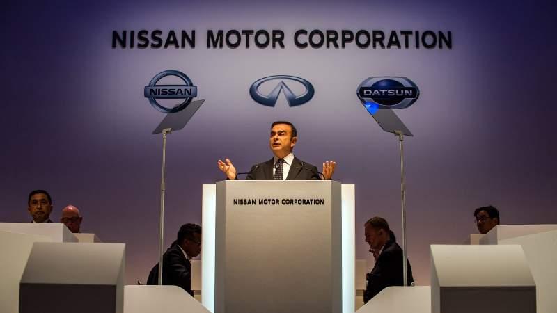 Detenido el Presidente de Nissan por evasión de impuestos
