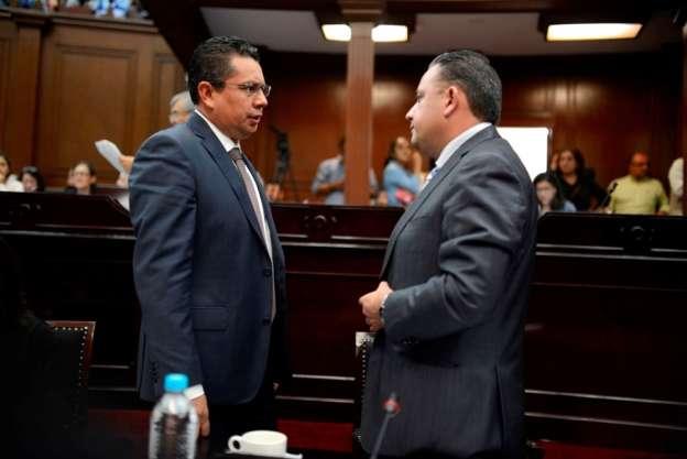 Legisladores del PAN piden comparecencia de Godoy Castro y Alfredo Castillo por caso Apatzingán