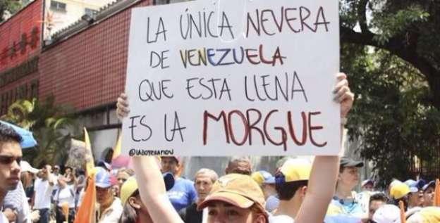 Oposición responsabiliza a Nicolás Maduro de asesinato de dirigente