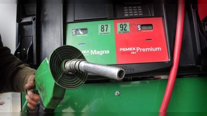 Secretaría de Hacienda retirará estímulo fiscal a gasolinas Magna y Premium