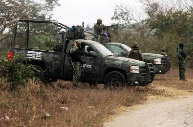 Localizan tres cadáveres en narcocampamento en Aldama, Tamaulipas