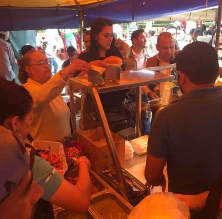 Inauguran la 3° Feria de las Carnitas de Tacámbaro