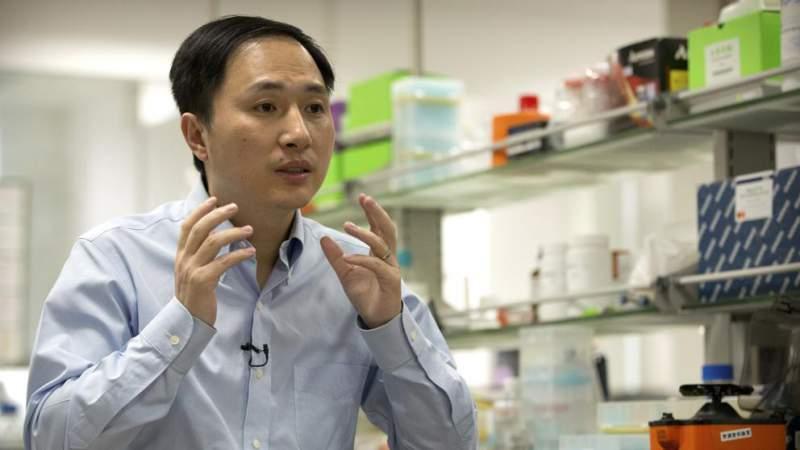 Científico chino asegura haber modificado ADN de embrión de unas gemelas por primera vez