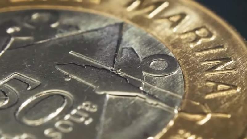 Banxico lanza nuevo moneda de 20 pesos