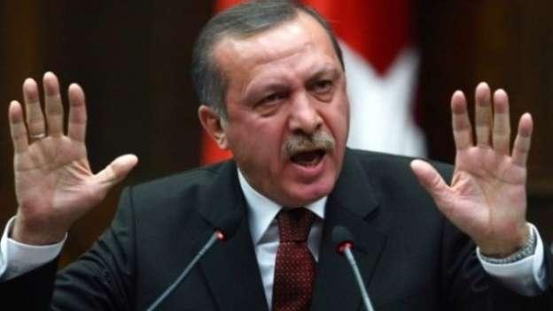 """""""Recomendamos a Rusia no jugar con fuego"""": Tayyip Erdogan"""