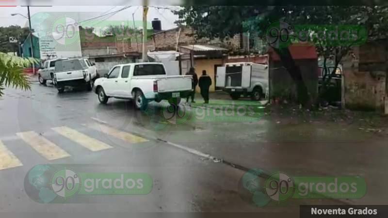 Asesinan a un hombre dentro de vivienda en Juventino Rosas, Guanajuato