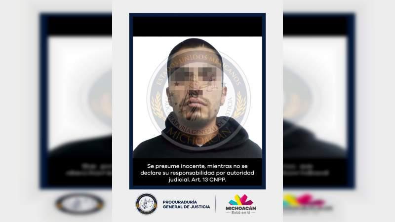 Detienen en San Diego, California, EUA a asesino uruapense