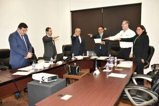 Instala Silvano Aureoles Comisión de Gasto- Financiamiento del Gobierno de Michoacán