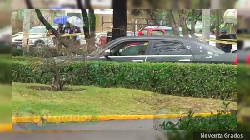 Acribillan a cuatro personas en Irapuato, Guanajuato