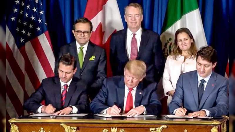 Nuevo tratado de comercio de América del Norte deberá ser ratificado por el Senado