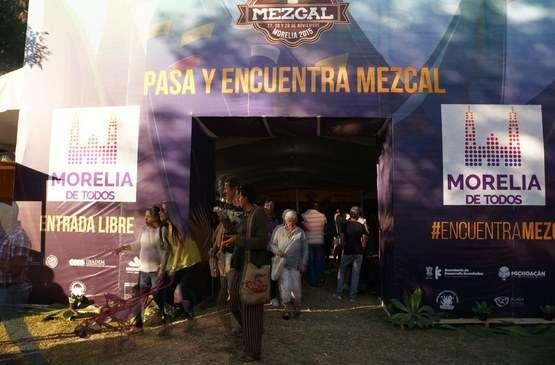 Con éxito, concluye el II Encuentro Nacional del Mezcal 2015