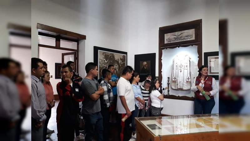 Promueve Sectur turismo inclusivo en Michoacán
