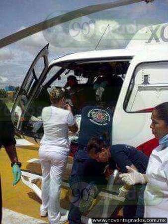 Balean a campesino en Tepalcatepec; se encuentra grave