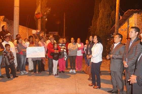 Respaldan PRD estatal y nacional candidatura de Jeovana Alcántar en distrito de Hidalgo