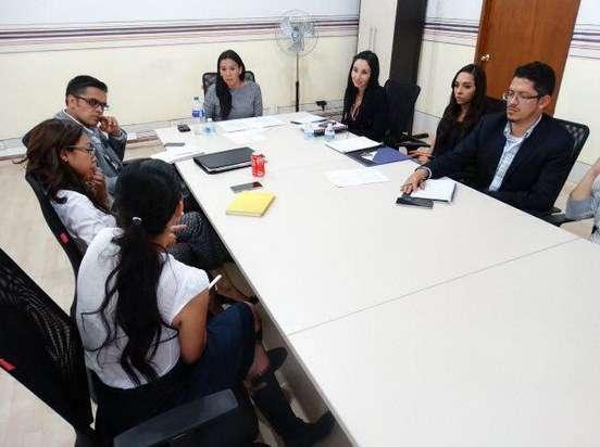 Comisión Especial de Grupos Vulnerables se prepara para elaborar plan de trabajo 2016