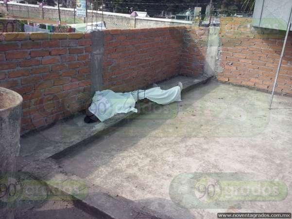 Sujeto fallece electrocutado en Morelia