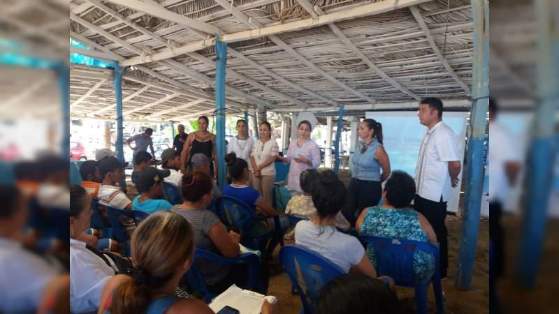 Sectur Michoacán, capacita a 500 prestadores de servicios turísticos de la región Costa