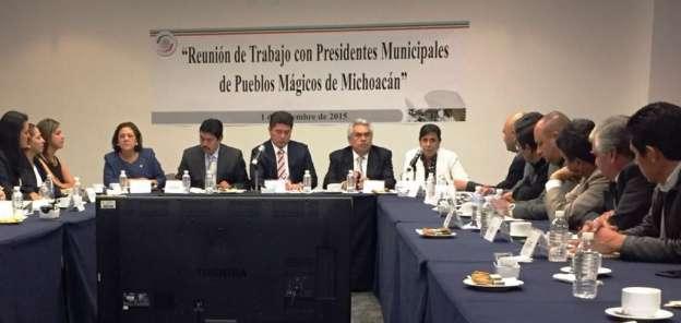 Pueblos Mágicos y Comisión de Turismo del Senado sostienen primer acercamiento