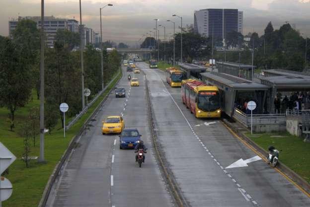 Transmilenio, detonante de obra pública y atractor de inversión extranjera en Bogotá