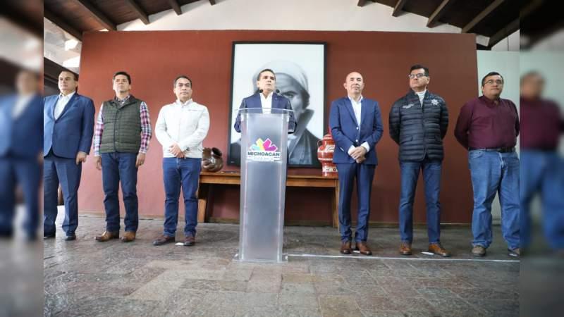 Por la estabilidad a maestros, alumnos y freno al deterioro de las finanzas, federación debe asumir la nómina educativa: Adrián López