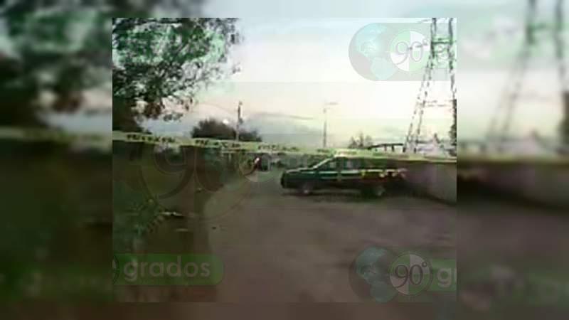Asesinan a una mujer y hieren a un hombre en Irapuato, Guanajuato