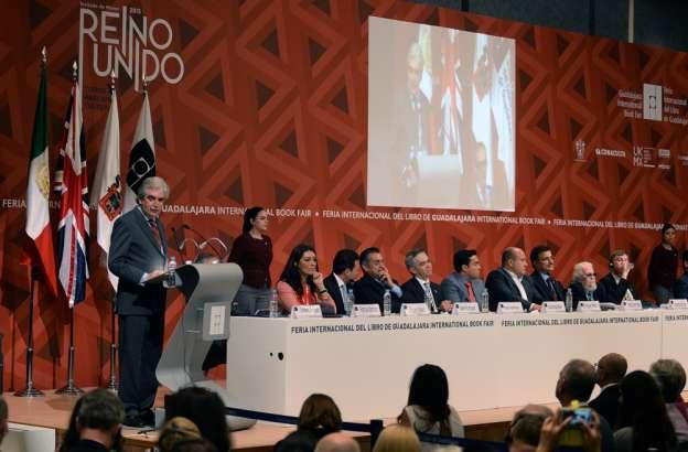 Inauguran la Feria Internacional del Libro de Guadalajara