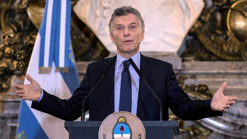 Presidente de Argentina reconoce estar golpeado por la derrota de Boca Juniors