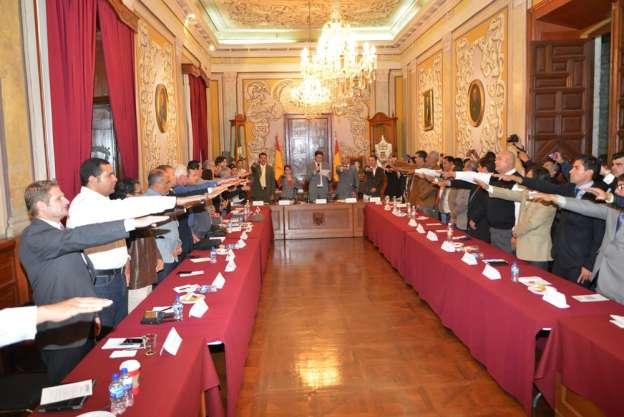 Se instala en Morelia el Consejo Municipal de Ecología