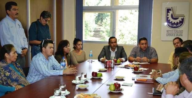 Instituto Tecnológico Superior de Uruapan tendrá mayor vinculación con el Ayuntamiento