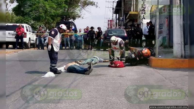 Ejecutan a cinco en ataque armado en Irapuato, Guanajuato