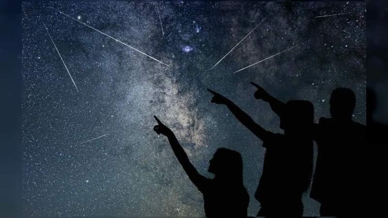 En México se podrá observar la lluvia de estrellas este jueves y viernes