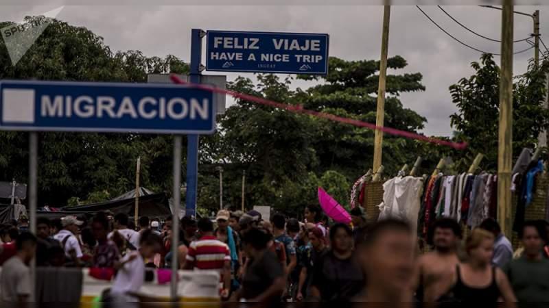 Olga Sánchez anuncia programa de repatriación a migrantes que se encuentran en México
