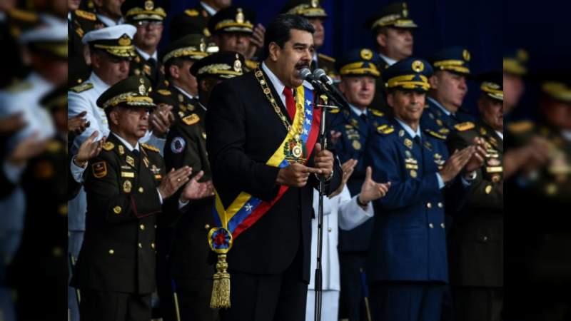 Nicolás Maduro asegura que EEUU, Brasil y Colombia preparan atentado contra su vida