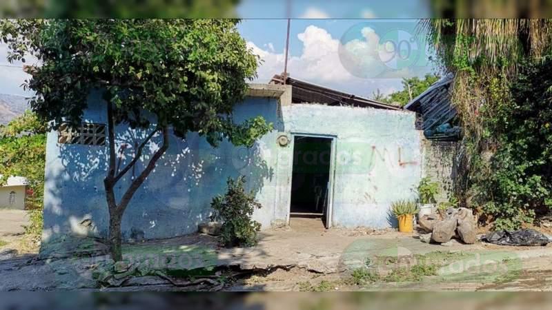 A navajazos asesinan a un hombre en Apatzingán