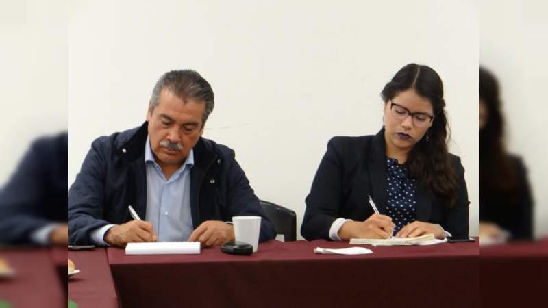 Ayuntamiento anuncia arranque de laoperación de grupos mixtos de seguridad en Morelia